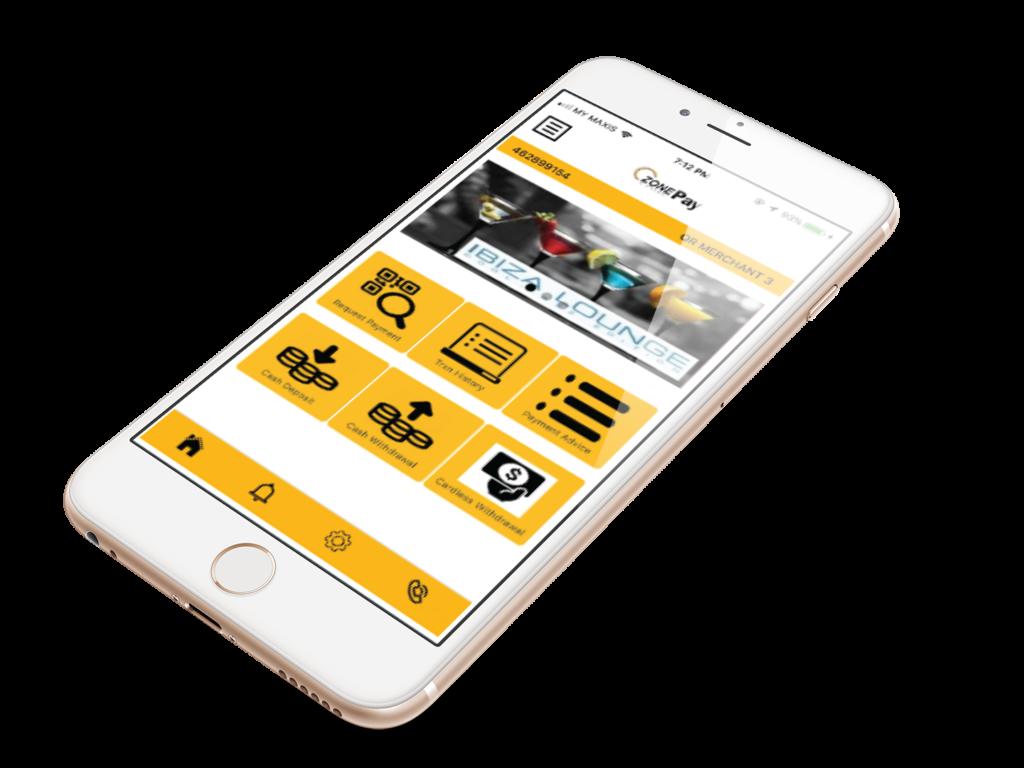 Cardzone Merchant Mobile App