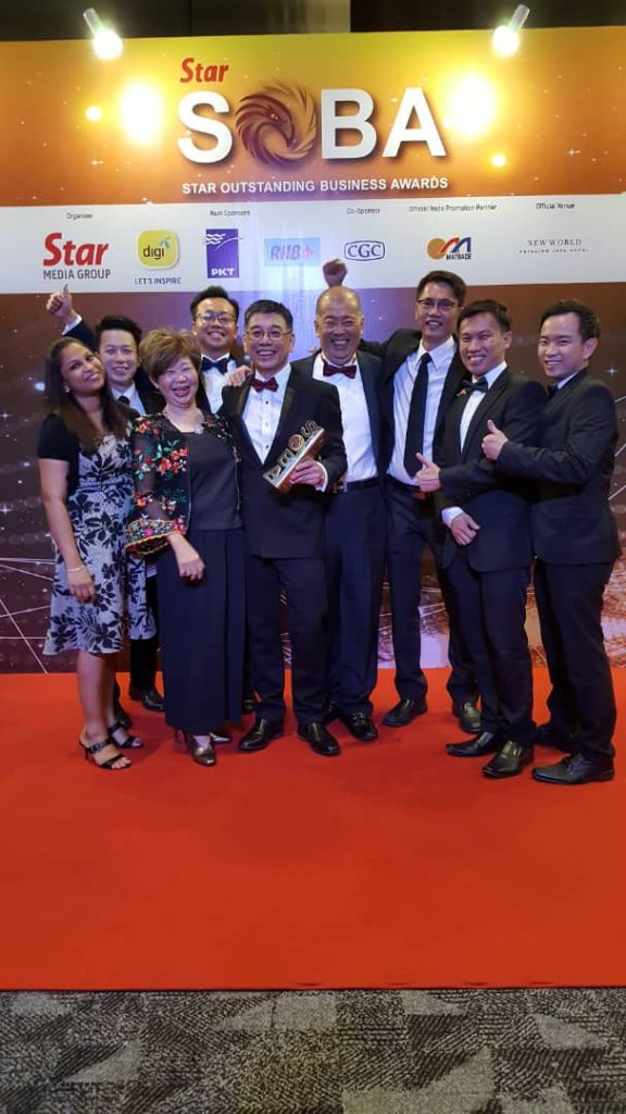 The Star Outstanding Business Awards (SOBA) 2018