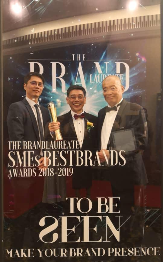 The BrandLaureate Top 12 - SMEs Signature Awards